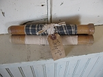 Country Primitive Americana Spool Bundle Set of 3