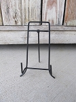 Black Wire Folding Easel Plate Holder