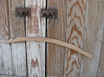 Vintage Antique Primitive Wooden Hanger