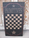 Primitives Star Checker Game Board