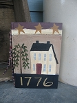 Stars-N-Stripes Saltbox Book