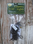 Primitive Country Teeny Country Light Strand 35 Count