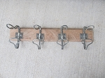 Farmhouse Rustic Wall Mount Coat Hook