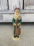 Vintage Tender Heart Santa Figurine Collectible