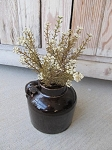 Primitive Country Rustic Fall Cream Astilbe Bush