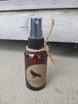 Black Crow Candle Co. Room Spray 1821 Scent