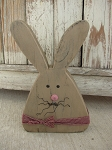 Primitive Country Chunky Bunny Rabbit Tan