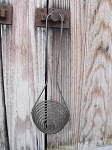 Antique Farm House Primitive Vintage Antique Coiled Wire Egg Separator