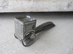 Antique Vintage Mouli Kitchen Grater Made in France