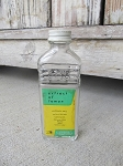 Vintage Antique Lemon Extract Bottle-Rawleigh Freeport Illinois