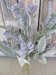 Primitive Lifting Lilac Lamb Ear Bush
