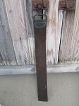 Antique Leather Razor Strop Blade Sharpener