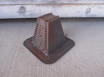 Antique Primitive Old Farmhouse Old Gas Stove Toaster