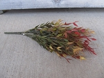 Primitive Velvet Ash Bush Floral Fall Autumn